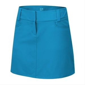 Adidas ClimaCool Golf Skort in Turquoise
